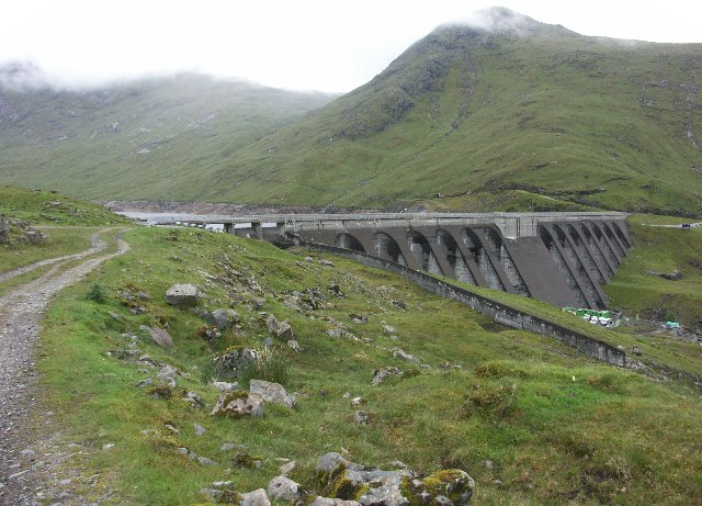 Hydroelectric Energy Dams