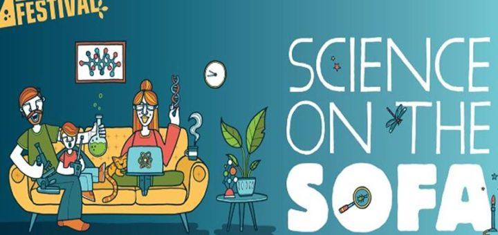 Science on the sofa logo